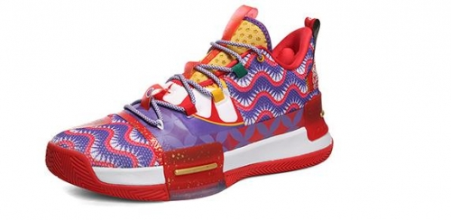 Peak TAICHI Dancing LION Lou williams basketball shoes